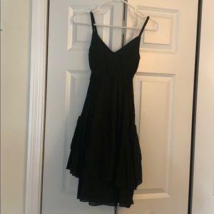 Dresses & Skirts - Black spaghetti strap dress